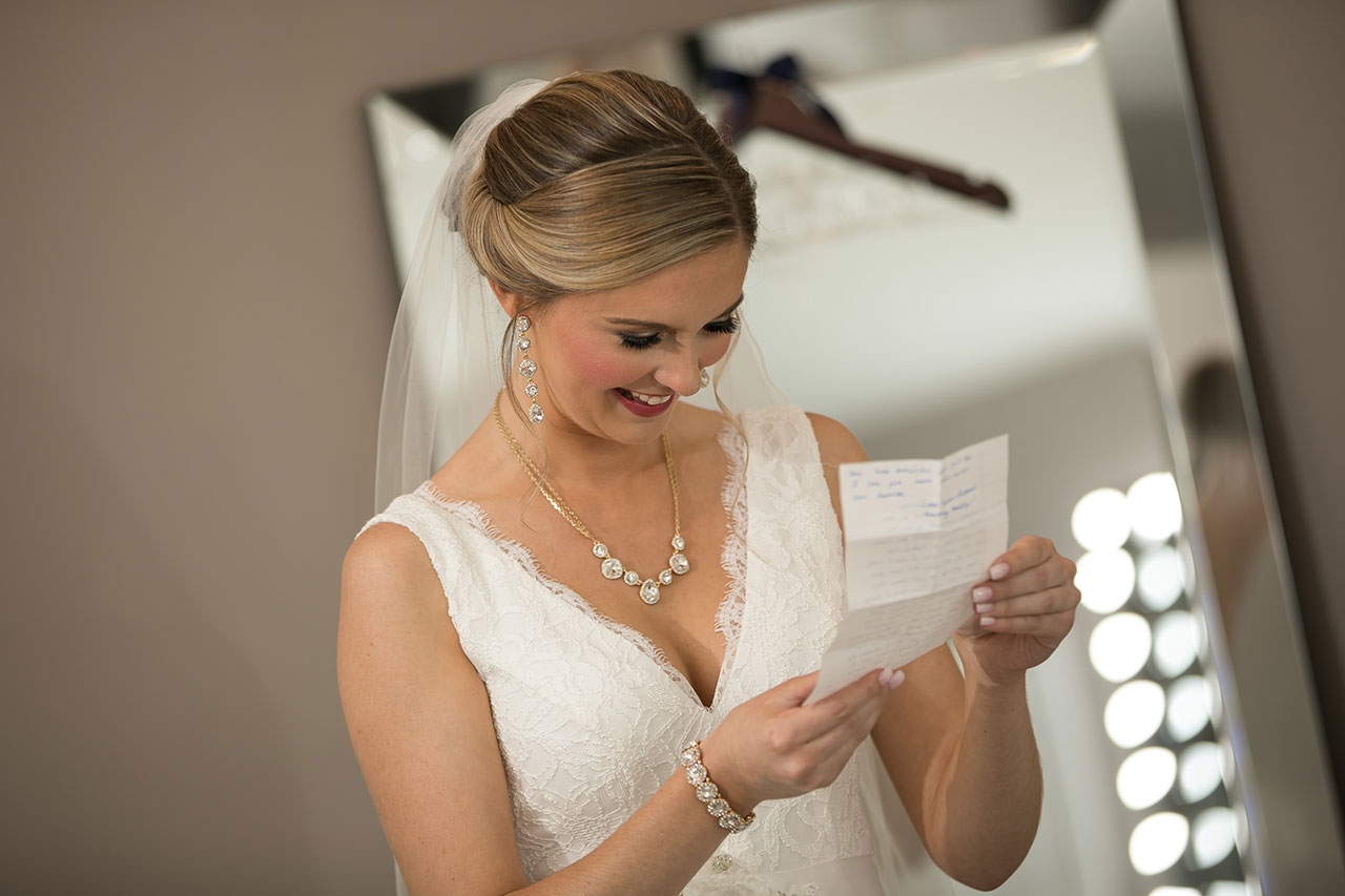 Bridal Suite - Plantation Oaks Farms Wedding Venue
